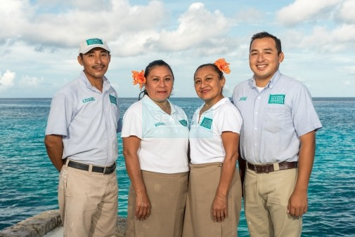Staff Cozumel Seaside